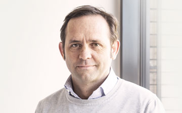 CFO Benjamin Stoffels