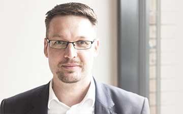 CCO Christoph R. Hartel