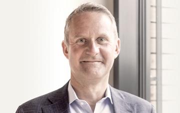 CEO Jens Stief